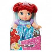 Кукла-пупс  Jakks Pacific принцесса дисней Русалочка Ариель в детстве + соска, 28 см