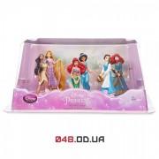 Игровой набор фигурок принцессы Диснея, 6 шт.