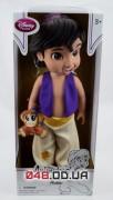 Кукла аниматор Дисней Алладин с браслетом на руке (обезьянка Абу), 40 см