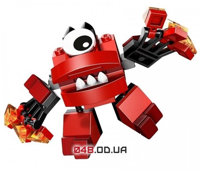 LEGO Mixels Вулк серия 1 клан Инферниты (41501)