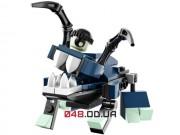 LEGO Mixels Бугли серия 4 клан Глукис (41535)