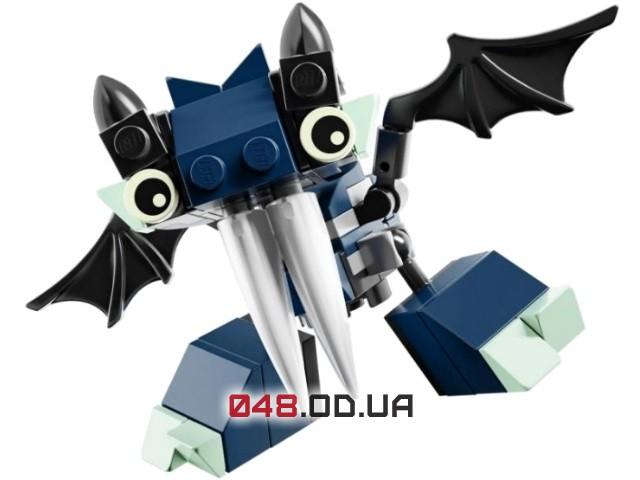 LEGO Mixels Вампос серия 4 клан Глукис (41534)