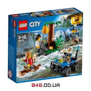 LEGO City Втікачі в горах (60171)
