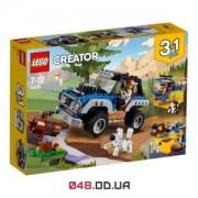 LEGO Creator Пригоди в глушині (31075)