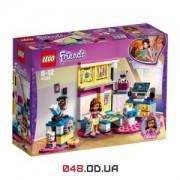 LEGO Friends Спальня-люкс Олівії (41329)