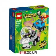 LEGO Super Heroes Mighty Micros: Супердівчина проти Брейніака (76094)