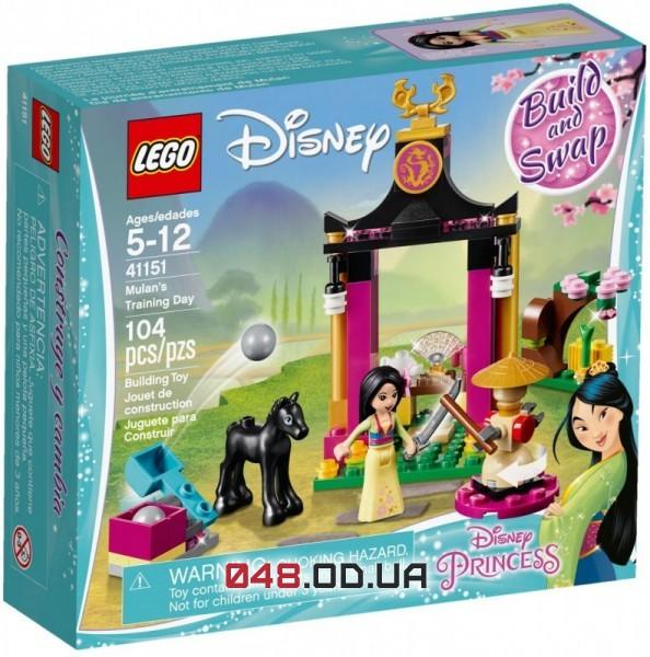 LEGO Disney Princess Тренировка Мулан (41151)