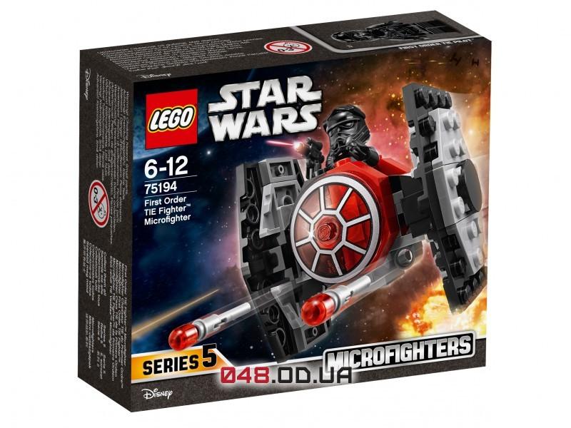 LEGO Star Wars Микроистребитель TIE Первого Ордена  (75194)
