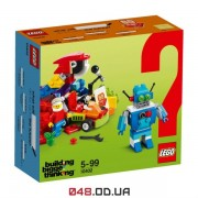 LEGO What Will You Build? Радостное будущее  (10402)