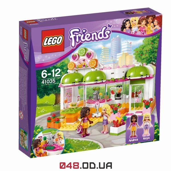 LEGO Friends Соковый фреш бар Хартлейк (41035)