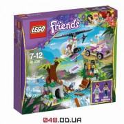 LEGO Friends Спасение с моста в джунглях (41036)