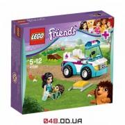 LEGO Friends Ветеринарная скорая помощь (41086)