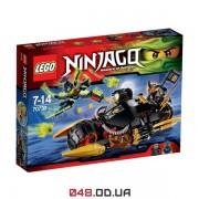 LEGO Ninjago Бластер-байк (70733)