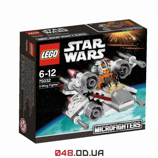 LEGO Star Wars Истребитель X-wing (75032)