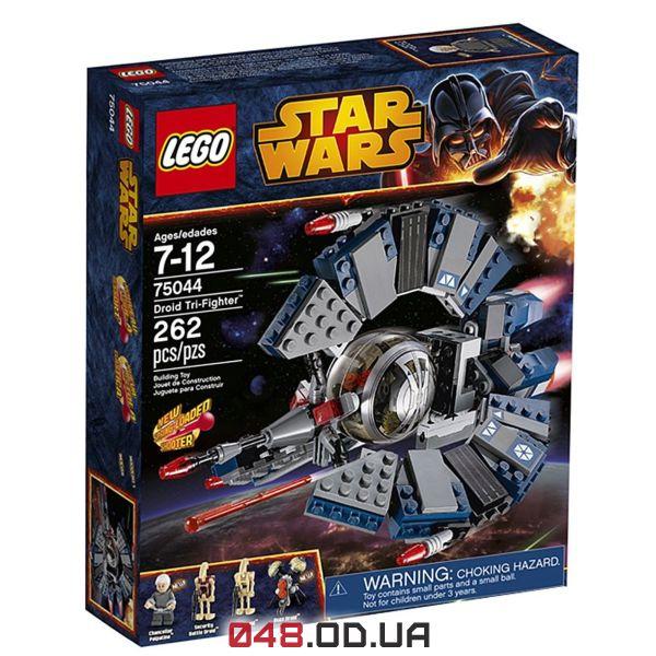 LEGO Star Wars Три-Файтер Дроидов (75044)