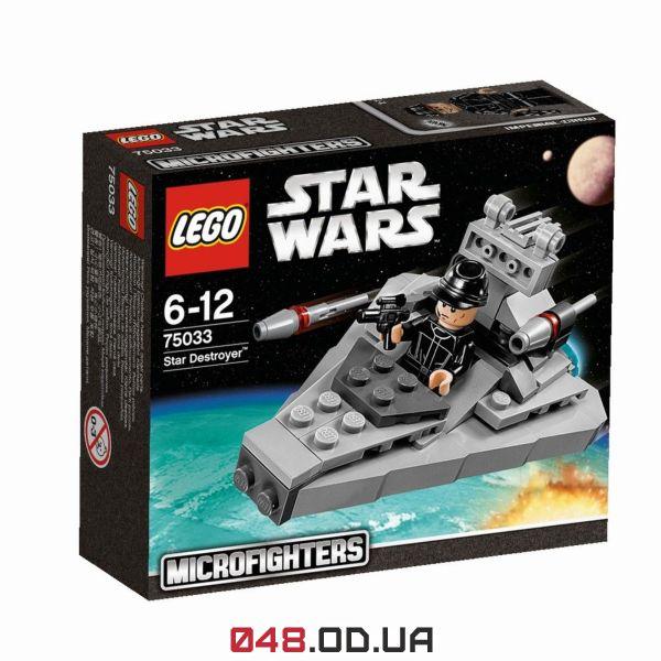 LEGO Star Wars Звёздный разрушитель (75033)