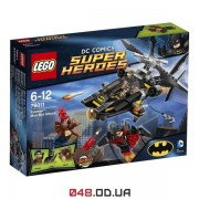 LEGO Super Heroes Бэтмен: Атака человека-летучей мыши (76011)