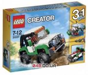 LEGO Creator  3 в 1 Внедорожник (31037)