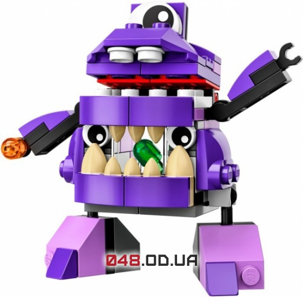 LEGO Mixels Вака-Вака серия 6 клан Манчосы (41553)
