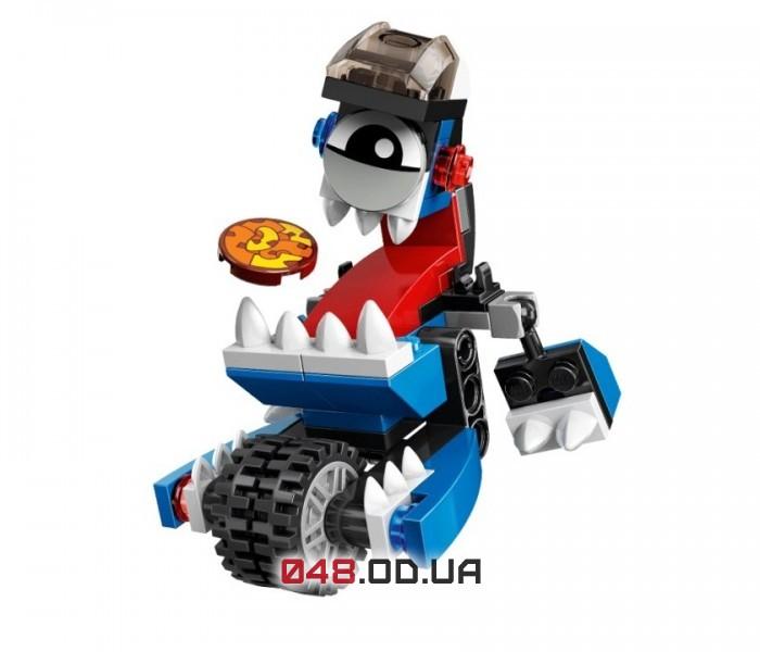 LEGO Mixels Тикетц серия 7 клан Полиция (41556)