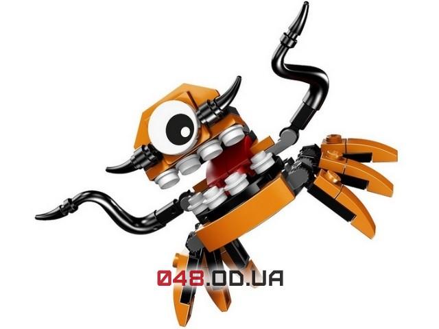 LEGO Mixels Кроу серия 2 клан Флексеры (41515)