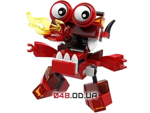 LEGO Mixels Бернард серия 4 клан Инферниты (41532)
