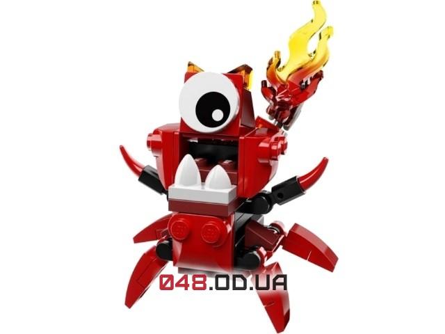 LEGO Mixels Фламзер серия 4 клан Инферниты (41531)