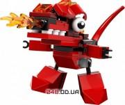 LEGO Mixels Мелтус серия 4 клан Инферниты (41530)