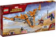 LEGO Super Heroes Окончательная битва Таноса (76107)