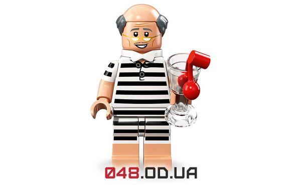 LEGO Minifigures Альфред в отпуске (71020-10)