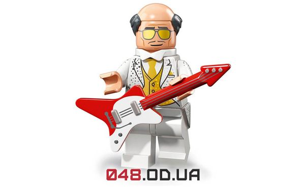 LEGO Minifigures Альфред в стиле диско (71020-2)