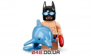 LEGO Minifigures Бэтмен в бассейне (71020-6)