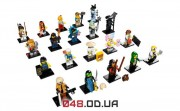 LEGO Minifigures Коллекция из 20 штук - Серия Ninjago Movie (71019-22)