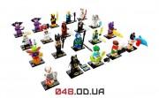 LEGO Minifigures Коллекция из 20 штук (The Batman Movie Series 2) (71020-22)