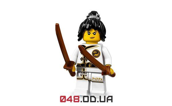 LEGO Minifigures Ния - тренировка Спинджицу (71019-2)