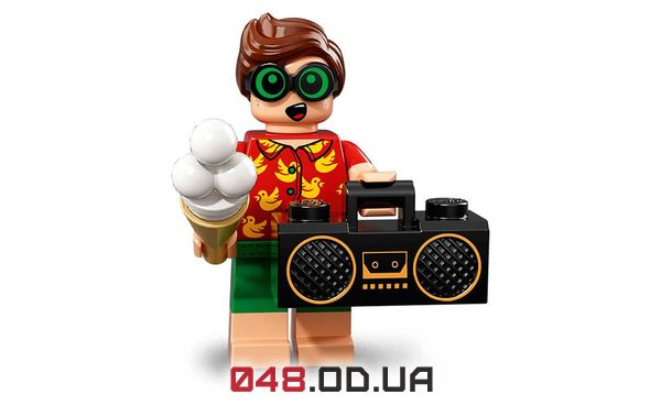 LEGO Minifigures Робин в отпуске (71020-8)