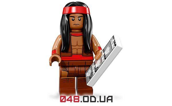 LEGO Minifigures Вождь Апачи (71020-15)