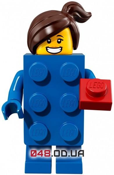 LEGO Minifigures Девочка в костюме кубика (71021-3)