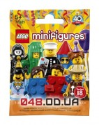 LEGO Minifigures Запечатанный пакетик, 18 серия (71021-18)