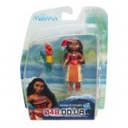 Игровой набор Hasbro мини-кукла Моана и петух Хей-Хей