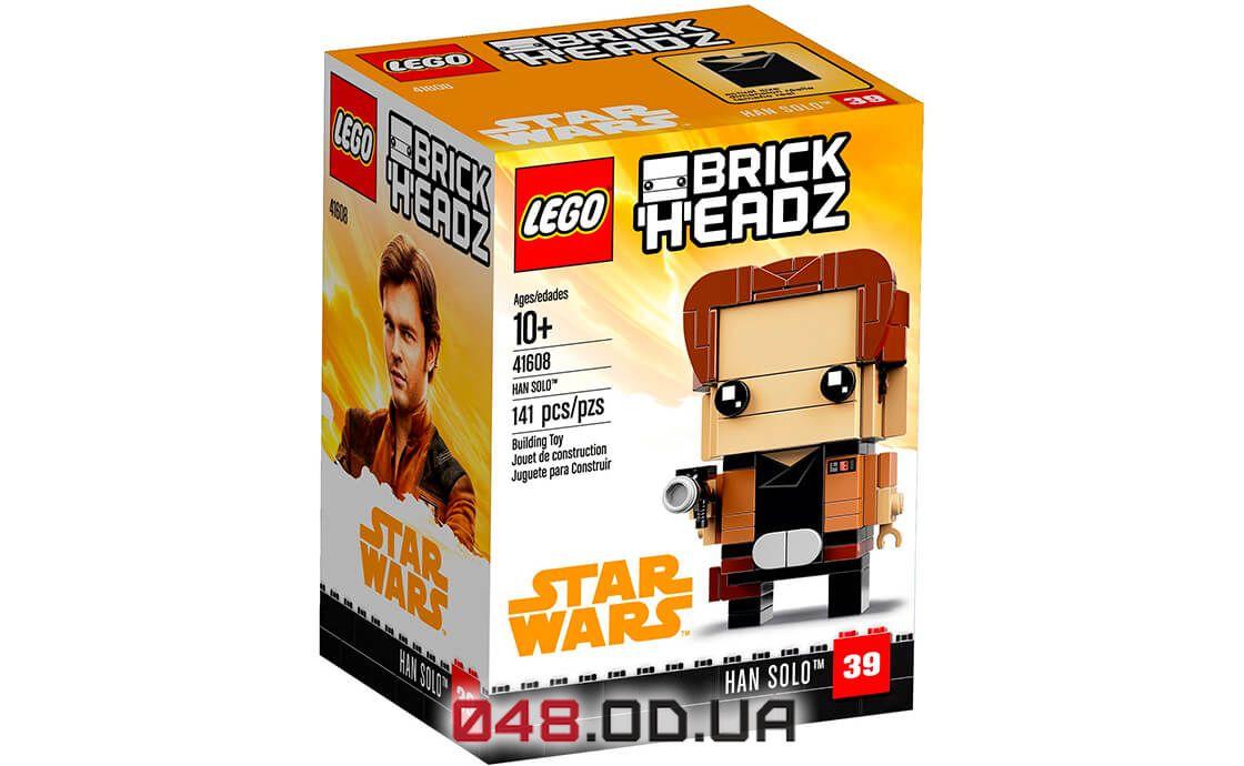 LEGO Brick Headz Хан Соло (41608)