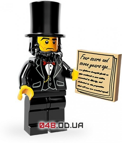 LEGO Minifigures Авраам Линкольн (71004-5)