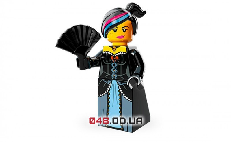 LEGO Minifigures Люси в стиле Дикий запад (71004-4)