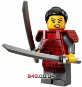 LEGO Minifigures Девушка самурай (71008-12)