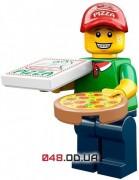 LEGO Minifigures Разносчик пиццы (71007-11)