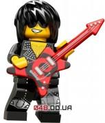 LEGO Minifigures Рок-звезда (71007-12)