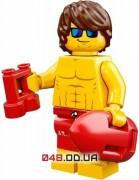 LEGO Minifigures Спасатель (71007-7)