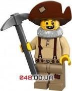LEGO Minifigures Старатель-добытчик (71007-8)