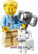 LEGO Minifigures Судья выставки собак (71013-12)