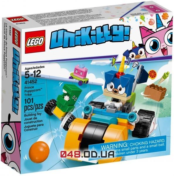 LEGO Unikitty Велосипед принца Паппикорна (41452)